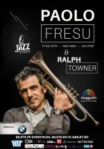 Concert Paolo Fresu şi Ralph Towner la Sala Radio din Bucureşti