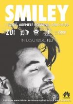 Concert Smiley la Arenele Romane din Bucureşti