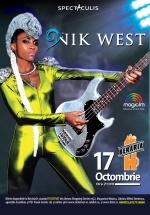 Concert Nik West la Berăria H din Bucureşti