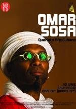 Concert Omar Sosa Quarteto Afro Cubano la Sala Radio din Bucureşti