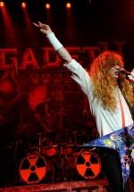 Ultimele detalii ale concertului Megadeth la Bucureşti. Program, reguli de acces şi trupe din deschidere