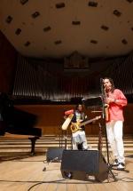 RECENZIE: Bucuria de a trăi în stil jazz, predată de Omar Sosa Quarteto AfroCubano, la Bucureşti (FOTO)