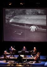 """FOTO: Philip Glass & Kronos Quartet – """"Dracula: Muzica și Filmul"""" la Teatrul de Vară Herăstrău din Bucureşti"""