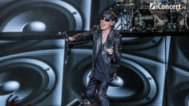 RECENZIE: Uraganul heavy metal a aterizat la Bucureşti. Scorpions în concert la Romexpo (FOTO)