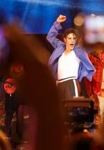 FOTO: The Ultimate Thriller – The Michael Jackson Tribute la Sala Polivalentă din Bucureşti