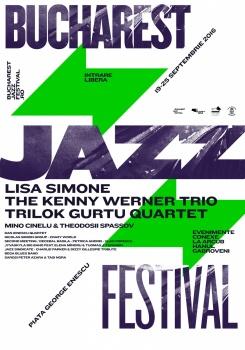 Bucharest Jazz Festival 2016