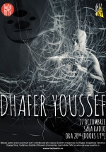 Concert Dhafer Youssef la Sala Radio din Bucureşti