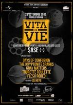 """Concert Viţa de Vie – lansare album """"Şase/şase"""", la Arenele Romane din Bucureşti"""