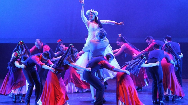 """Ballet Flamenco de Madrid prezintă """"Carmina Burana"""", la Bucureşti"""