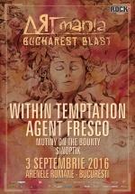 ARTmania Bucharest Blast 2016 la Arenele Romane