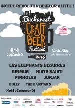 Bucharest Craft Beer Festival 2016