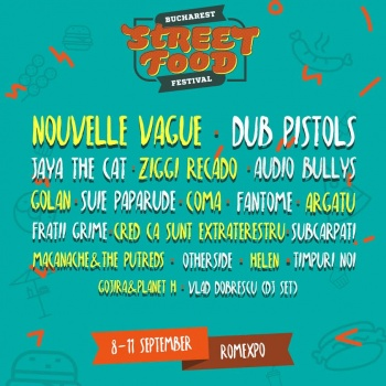 Bucharest Street Food Festival 2016
