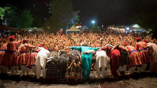 FOTO: Bollywood Masala Orchestra şi Cümbüş Cemaat, în a doua zi de Balkanik! Festival 2016