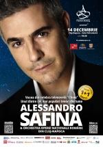 Concert Alessandro Safina la Sala Polivalentă din Cluj-Napoca