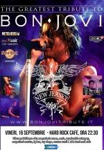 Concert New Jersey – tribut Bon Jovi la Hard Rock Cafe din Bucureşti