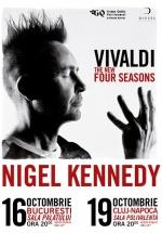 Concert Nigel Kennedy la Sala Polivalentă din Cluj-Napoca