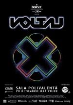 Concert Voltaj X Tour la Sala Polivalentă din Bucureşti