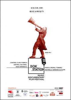 Festivalul DokStation 2016 la Bucureşti