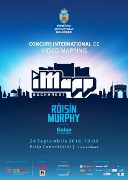 iMapp Bucharest 2016 în Piaţa Constituţiei