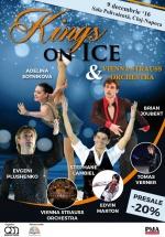 Kings On Ice la Sala Polivalentă din Cluj-Napoca