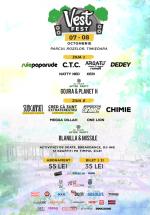 Vest Fest 2016 în Parcul Rozelor din Timişoara