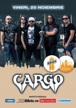 Concert CARGO la Berăria H din Bucureşti