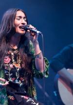 RECENZIE: Hindi Zahra a cântat în limba muzicii la Arenele Romane (FOTO)