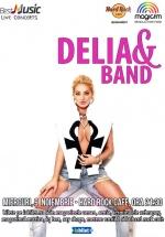 Concert Delia & Band la Hard Rock Cafe din Bucureşti