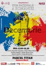 Ziua Naţională a României în Parcul Titan din Bucureşti