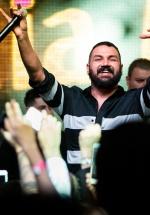 FOTO: Azis în clubul La Mia Musica din Bucureşti