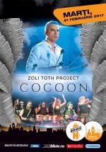 Concert Zoli TOTH Project – #Cocoon la Beraria H din Bucureşti