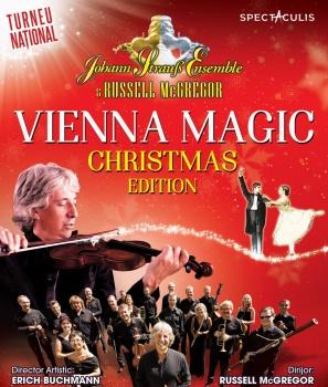 """Turneu """"Vienna Magic – Christmas Edition"""" 2016 – Johann Strauss Ensemble"""