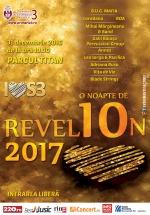 Revelion 2017 – Revelion de 10, în Parcul Titan din Bucureşti
