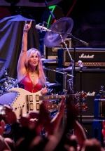 Lita Ford concertează pentru prima dată în România, în martie 2017