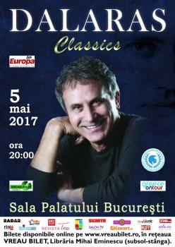 Concert George Dalaras la Sala Palatului din Bucureşti