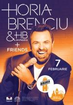 Concert Horia Brenciu & HB Orchestra + Friends la Berăria H din Bucureşti
