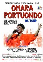 Concert Omara Portuondo la Sala Palatului din Bucureşti