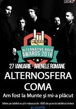 METALHEAD Alternative Rock Awards 2016 la Arenele Romane din Bucureşti