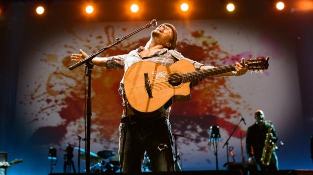 Jason Mraz, concert în premieră în România, în martie 2017