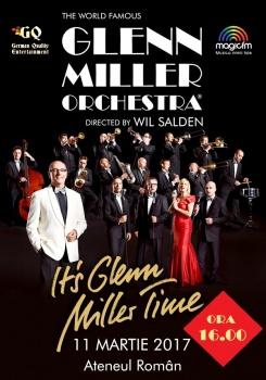 Concert Glenn Miller Orchestra la Ateneul Român din Bucureşti