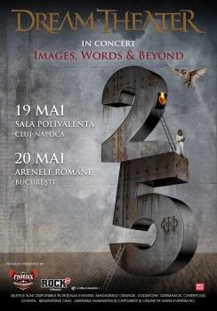 Concerte Dream Theater la Cluj-Napoca şi Bucureşti