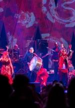 """FOTO: Damian & Brothers – """"Gypsy Rock – Change or Die"""" la Sala Palatului din Bucureşti"""