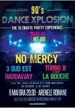 90's Dance Xplosion la Arenele Romane din Bucureşti – ANULAT