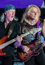 FOTO: Deep Purple la Romexpo din Bucureşti