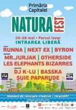 Natura Fest 2017 în Parcul Izvor din Bucureşti