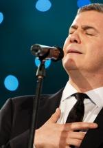 Alessandro Safina, invitat special la concertele Andrea Bocelli din Bucureşti şi Cluj-Napoca
