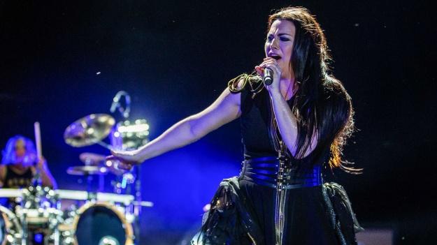 FOTO: Evanescence la Arenele Romane din Bucureşti