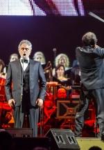 Ultimele detalii ale concertelor Andrea Bocelli de la Bucureşti şi Cluj-Napoca. Program şi reguli de acces