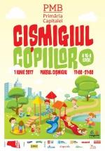 Ziua Internaţională a Copilului 2017 la Bucureşti – Cişmigiul Copiilor şi Caravana Gaşca Zurli