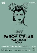 Parov Stelar, Wax Tailor, GOLAN la Arenele Romane din Bucureşti